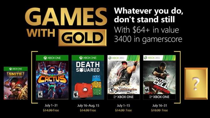 Death Squared and Splinter Cell Conviction Now Free with Games with Gold