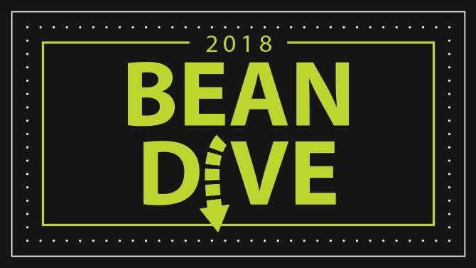 PSA: Bean Dive 2018 Registration is Now Open