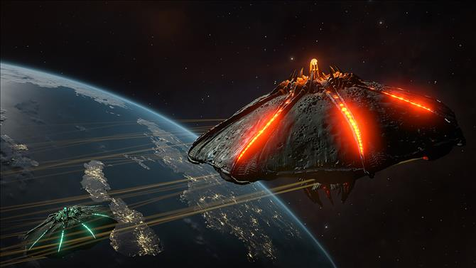 Elite Dangerous: Beyond - Chapter Two Launches With Patch