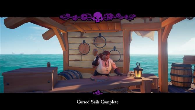 Sea of Thieves Cursed Sails Guide - Solve the Mystery and
