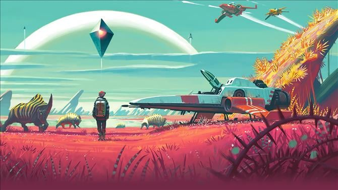 Giveaway: Win an Xbox One Code for No Man's Sky