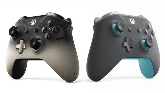 Microsoft Announces Two More Xbox Controller Variants