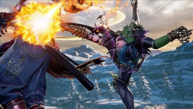 Returning Fighter Tira and Libra of Soul Story Mode Revealed