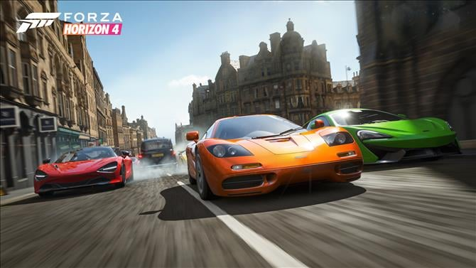 11 New Achievements Coming to Forza Horizon 4 in Update 14
