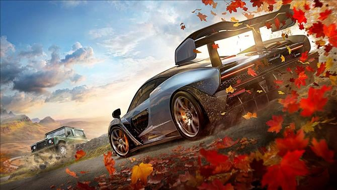 Forza Horizon 4 Live Stream and Ultimate Edition Code Giveaways