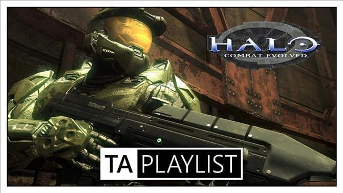 TA Playlist Podcast Episode 17 - Halo: Combat Evolved