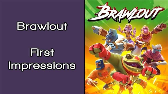Brawlout First Impressions