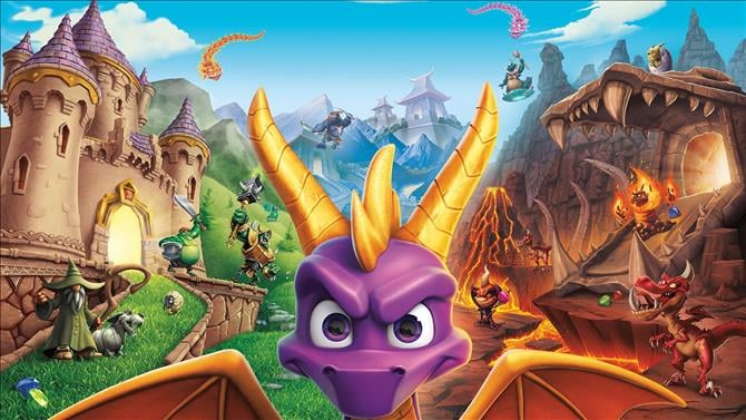 Spyro Reignited Trilogy Achievement List Revealed