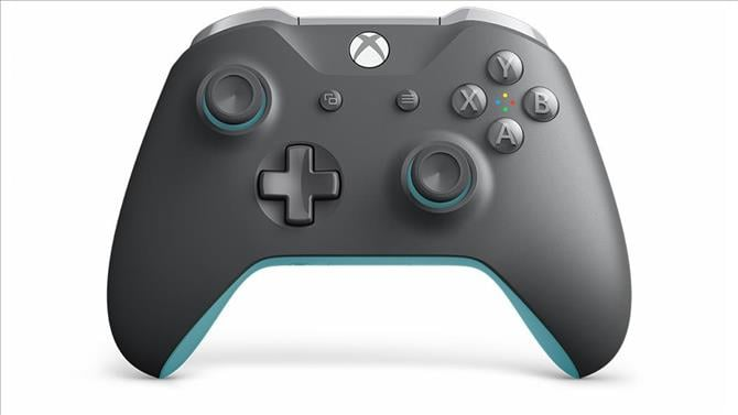 Giveaway: Xbox Wireless Controller – Grey/Blue (UK ONLY)