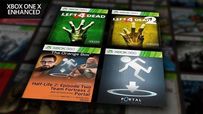 Four More Xbox 360 Titles Are Now Enhanced on the Xbox One X