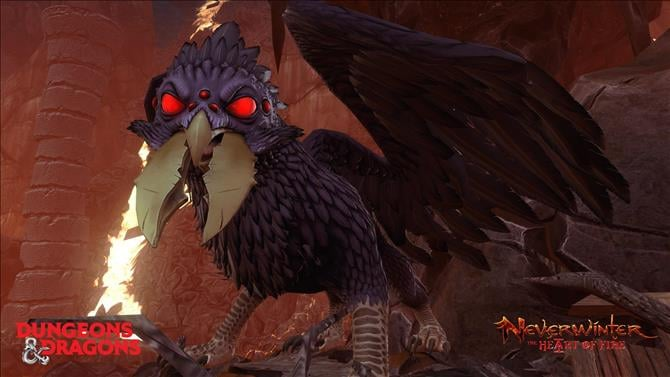 Neverwinter's Mod 15: The Heart of Fire Will Be Coming Soon