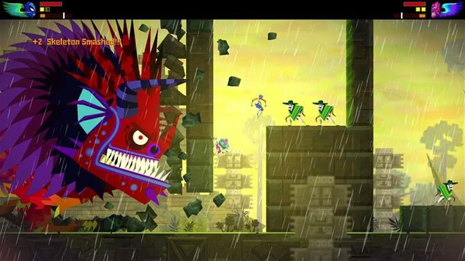 Guacamelee! STC Edition Disappears from Xbox Game Pass Without Warning