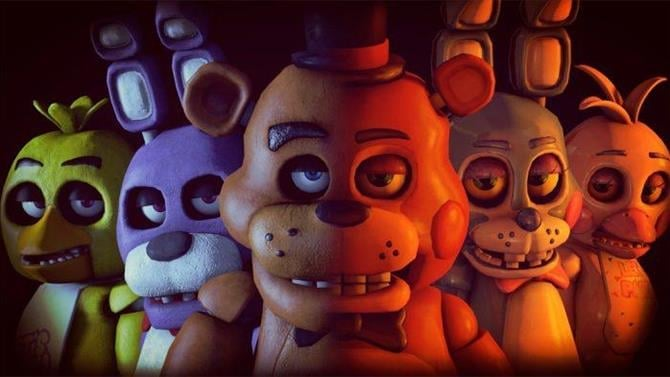 Five Nights at Freddy's Revealed for Consoles