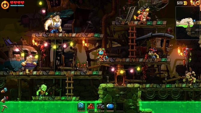 Giveaway: Win an Xbox One Code for SteamWorld Dig 2