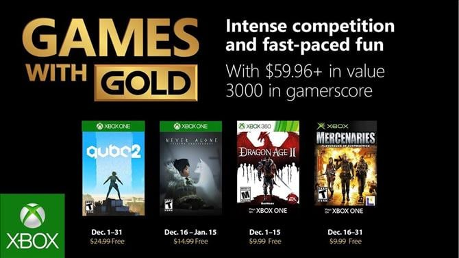 Never Alone and Mercenaries: PoD Now Free with Games with Gold