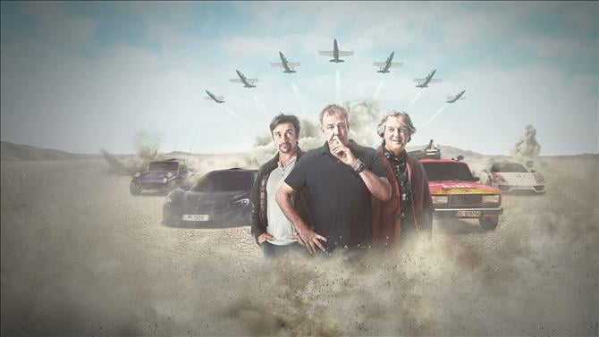 Giveaway: Three Xbox One Codes for The Grand Tour Game
