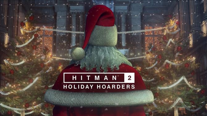 HITMAN 2 – Holiday Hoarders Pack Will Offer Legacy: Paris Level For Free