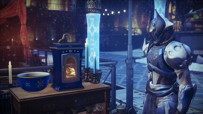 Destiny 2 Guide: Crafting All Recipes in The Dawning