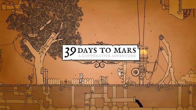 Giveaway: Win an Xbox One Code for 39 Days to Mars