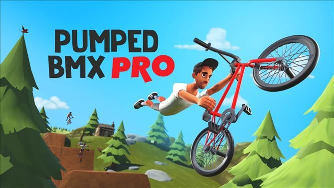Giveaway: Win an Xbox One Code for Pumped BMX Pro