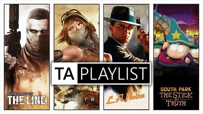 Vote Now for March 2019's TA Playlist Game
