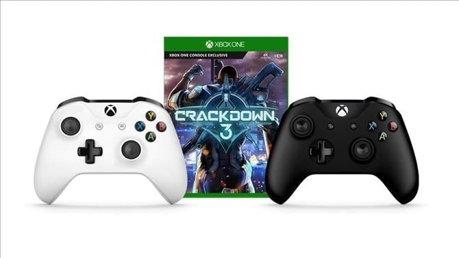 Get Crackdown 3 for £10 When You Purchase an Xbox One Controller (UK Only)