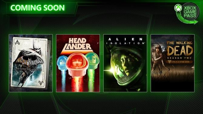 [UPDATE] Four More Titles Coming to Xbox Game Pass This Month