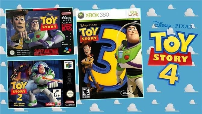 If Toy Story 4 Gets A Tie-In Game, History Tells Us It Should Be Great
