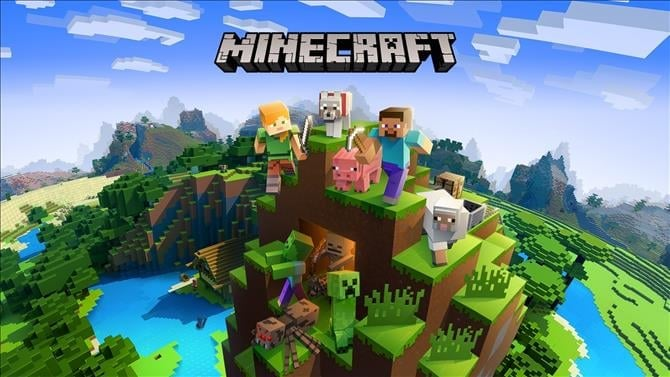 Another New Achievement Revealed For Minecraft in the Bedrock Update