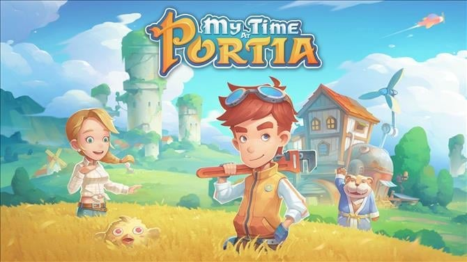 My Time At Portia Achievement List Revealed