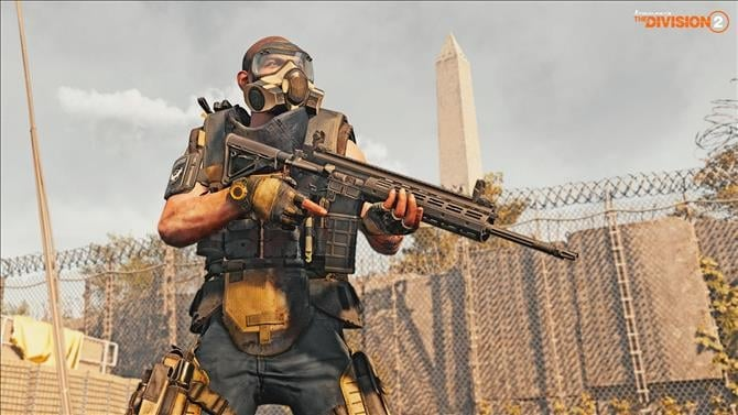 The Division 2 Tidal Basin Update Available Now
