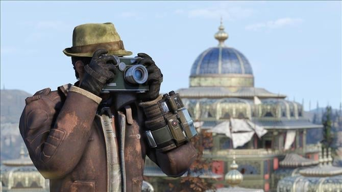 Fallout 76 Camera Lets Players Capture Their World Today