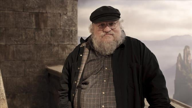 Game of Thrones Author George R.R. Martin Consulting on a Game out of Japan