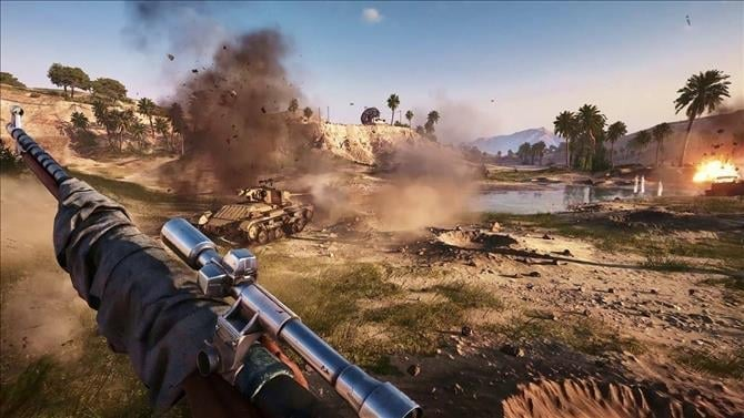 Battlefield V Update Prepares for Chapter 4: Defying the Odds