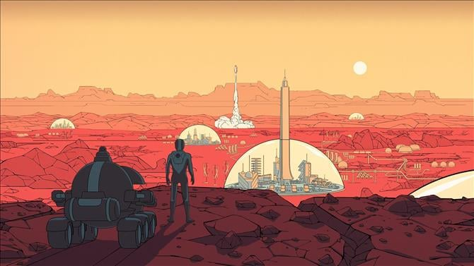 Unlock all of Surviving Mars' Xbox achievements in a couple of minutes
