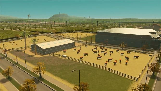 Review: Cities Skylines Industries Gives Factories and Farms