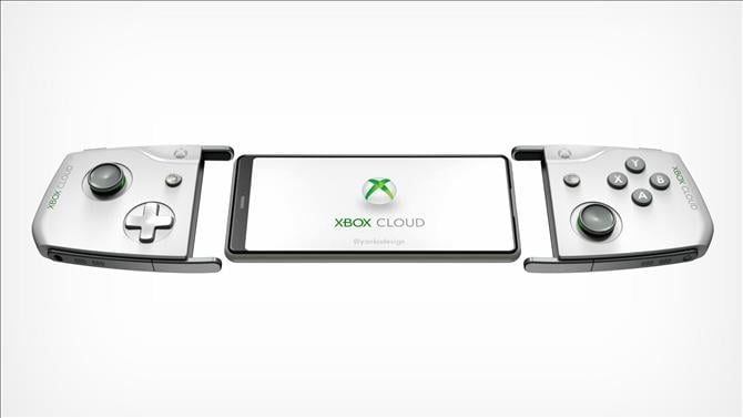 A Microsoft Patent Application Shows a Device Similar to a Nintendo