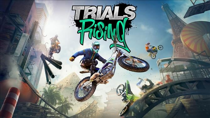 Trials Rising gets its longest track ever for free next week - TrueAchievements