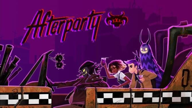 Afterparty is Coming to Xbox One and Xbox Game Pass in October