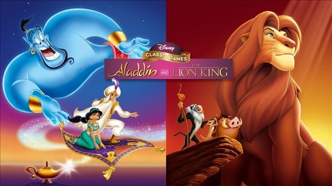 Disney Classic Games: Aladdin and The Lion King Achievement List Revealed