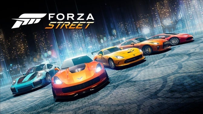 Forza Street is coming to mobile with pre-registration now open for Android - TrueAchievements
