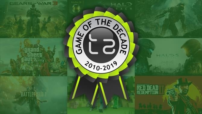 TrueAchievements Players of the Decade