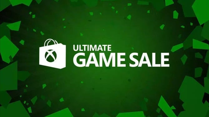 Xbox 2020 Ultimate Sale is live now