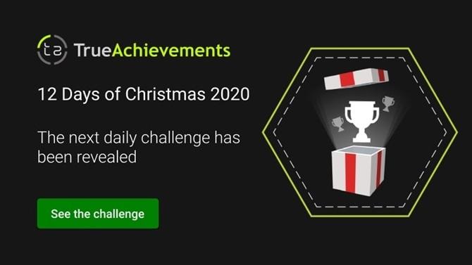 Twelve Days of Christmas 2020 Challenge 2