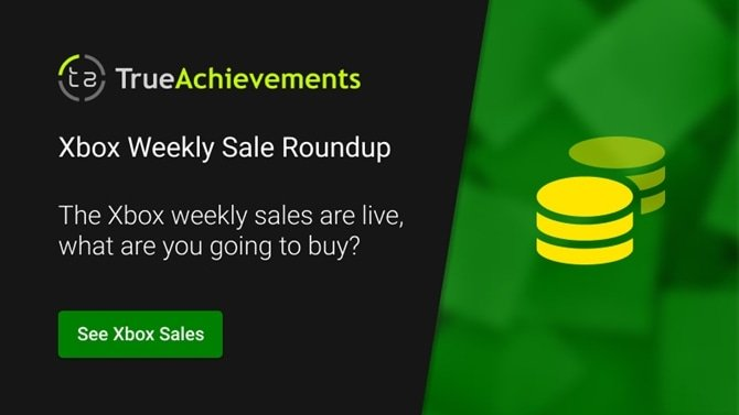 Xbox Sale Roundup: April 13th, 2021