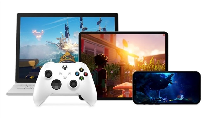 Xbox Cloud Gaming beta comes to iOS and PC tomorrow