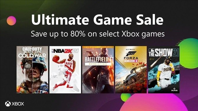 Xbox Ultimate Game Sale round-up: July 23rd, 2021
