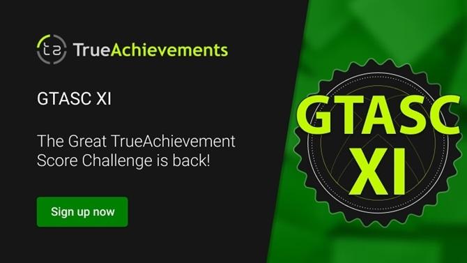 The Great TrueAchievements Score Challenge XI is coming soon