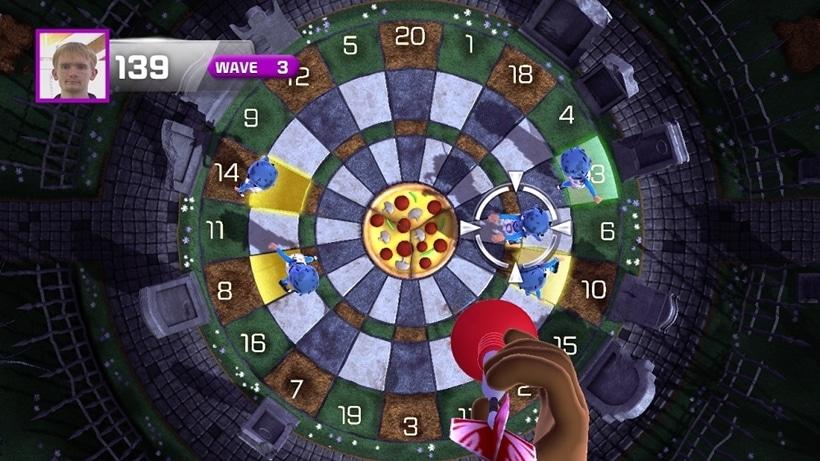 7/11/12 Darts vs Zombies 3