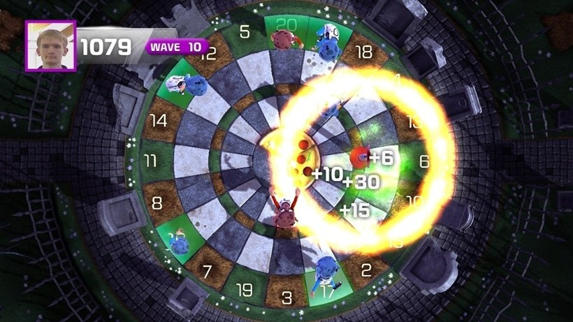 7/11/12 Darts vs Zombies 5